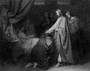 ジャイラスの娘の復活