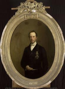 総督(1851-55)、アルベルトゥス・ヤコブ・デュイマー・ヴァン・トゥイスト(1809-87)
