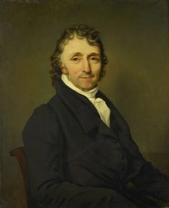 クレメンズ・ヴァン・デメルトラート(1773-1841)の肖像