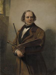 画家、ニコラース・ピエネマンの父、ヤン・ウィレム・ピエネマン