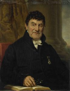医者、伝記作者、コーネリス・ヘンドリック・ア・ロイ博士(1751-1833)