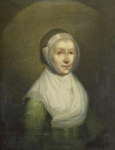 クリスティーナ・セビージャ・シャーロット・バクイゼンの肖像画(1750-1810)