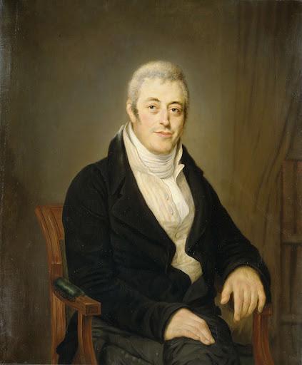 ジョナス・ダニエル・マイヤーの肖像画(1780-1834)