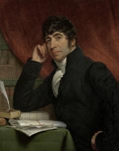 ウィレム・ビルダーダイクの肖像画