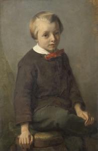 ある少年の肖像