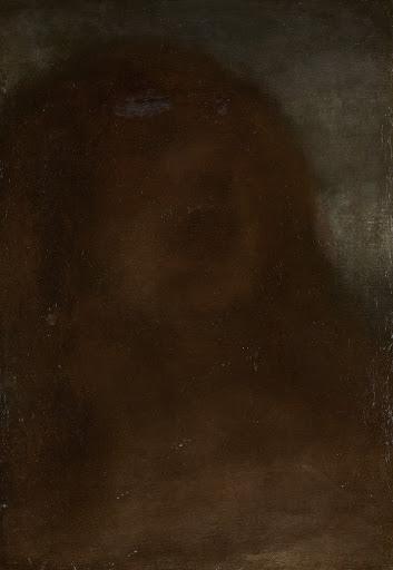 「公正な美」と呼ばれる女の頭部