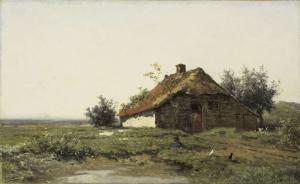 平野の農場