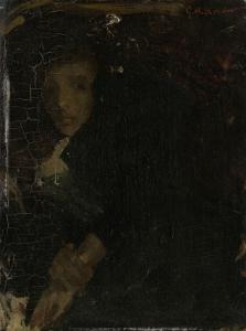 作者の妻、マリー・ジョルダン