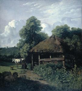 ゲルダーランドの農場の建物