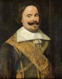 ミッシェル・アドリアーンス・デ・リュイター(1607-1676)、海将
