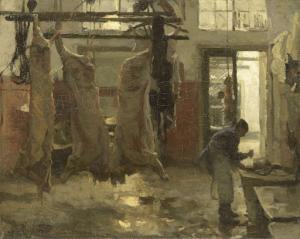 食肉処理場