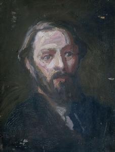 彫刻家ピエール・パンダーの肖像