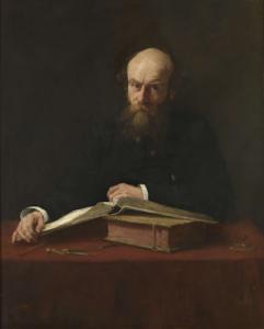 P.J.H.キュイパース(1827-1921)の肖像