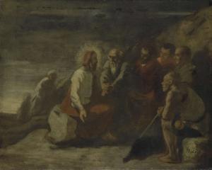 キリストとその弟子たち