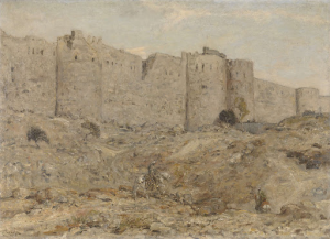 インドの城壁