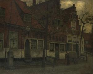 ブレードストラートの家々、エンクホイゼン