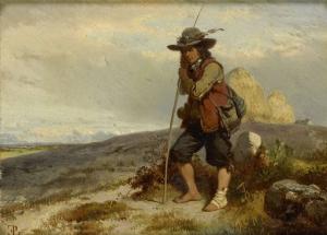 若い羊飼い