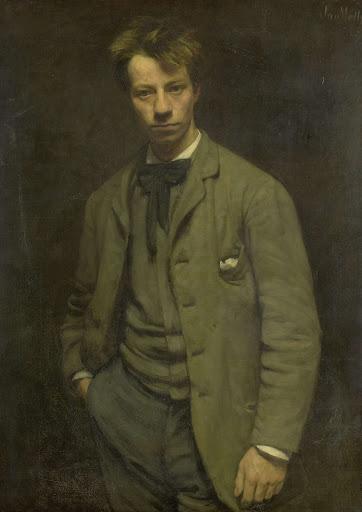 アルバート・フェアウェイの肖像