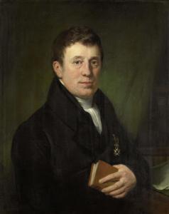 詩人、ヘンドリック・ハーメン・クリン(1773-1856)