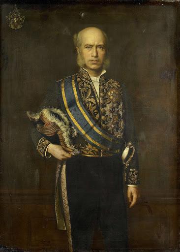 総督(1875-1880)、ヨハン・ヴィルヘルム・ヴァン・ランスベルゲ(1830-1906)
