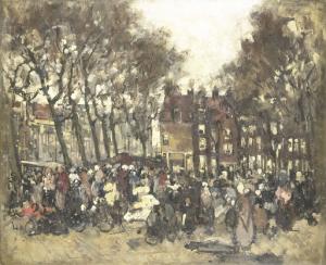 アムステルダムのノールデルマルクト