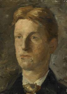 アムステルダムのオランダ歴史芸術博物館の館長、アドリアーン・ピット(1860-1944)