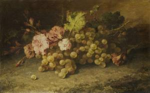 ブドウの静物