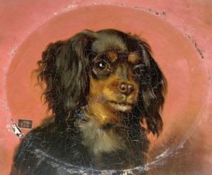 子犬の肖像