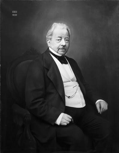 ヨンクヘアー・アーチバルド・ヤン・ヴァン・デ・ポール(1800-70)