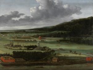 スウェーデン、ユリタブリュークの大砲製造工場へのヘンドリックの旅