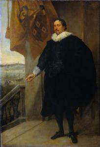 アントワープの商人、ニコラス・ヴァン・デ・ボルト