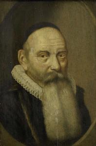 ヤコブス・ローランダス(1562-1632)の肖像