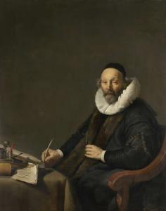 ハーグの再任牧師、ヨハネス・ヴッテンボガート(1557-1644)