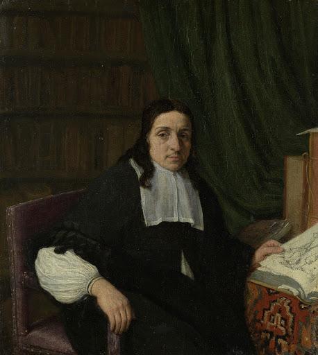 学者の肖像