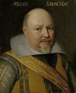 ニコラース・シュメルジングの肖像