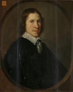 トーレン市長、フランソワ・レイデッカーの肖像