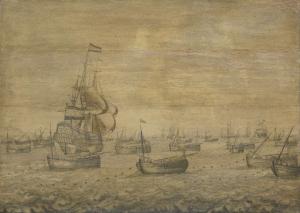 オランダのニシン艦隊