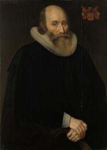 アントニオ・アントニデス・ファン・デル・リンデンの肖像画、アムステルダムの医師