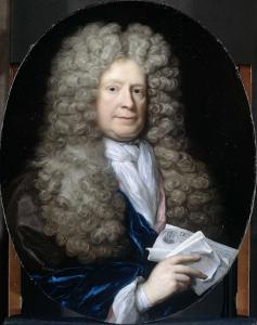 ピーター・ヴァン・デ・ポールの肖像