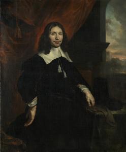 アムステルダムの商人、ヘンドリック・ウィナンズとアールチャ・デニスの息子、ディオニス・ウィナンズ(1628-73)