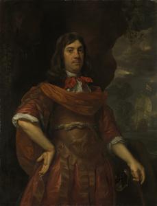 大将中尉、コーネリス・トロンプ(1629-91)