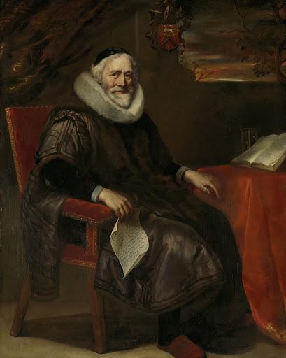 アムステルダムの商人、コーネリス・ニュイッツ(1574-1661)