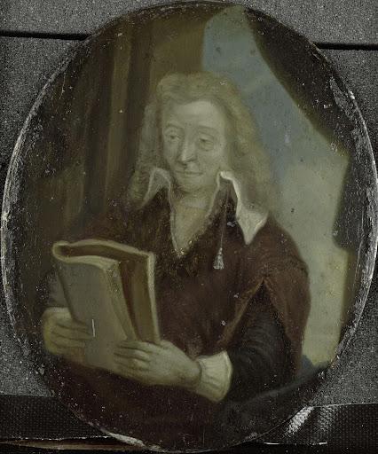 アムステルダムの詩人、市長、ヤン・シックスの肖像