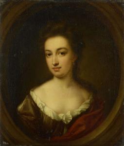 アンナ・ヴァン・シッターズの姉、ジョシーナ・クララ・ヴァン・シッターズ(1671-1753)