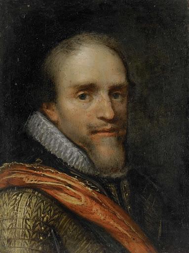 オラニエ王子、モーリスの肖像