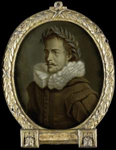 アムステルダム、ルーヴァルデンの詩人、ヤン・ヤンスゾーン・スターターの肖像