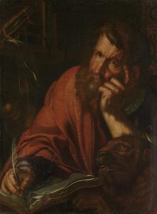 伝道師、聖マルク