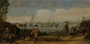 漁師と狩人