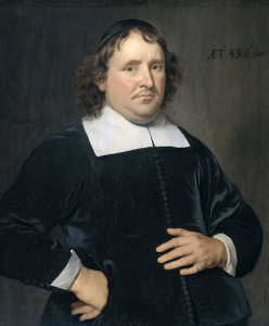 ヴリジンゲンの牧師、トーマス・ポッツ(1618-1689)