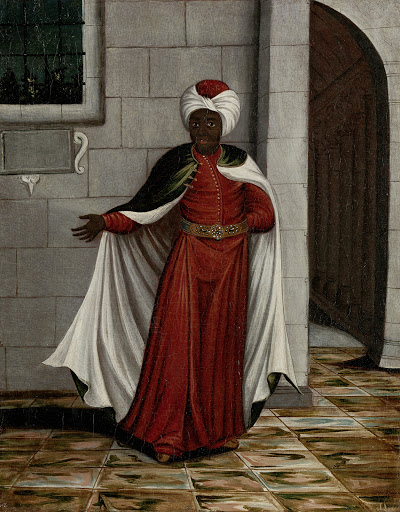 スルタンの黒宦官長、キスラー・アガシ